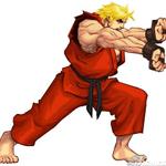 Street Fighter II - Ken klingelton