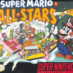 Super Mario All-Stars - Game select klingelton